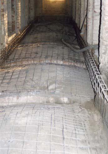 Stříkané betony